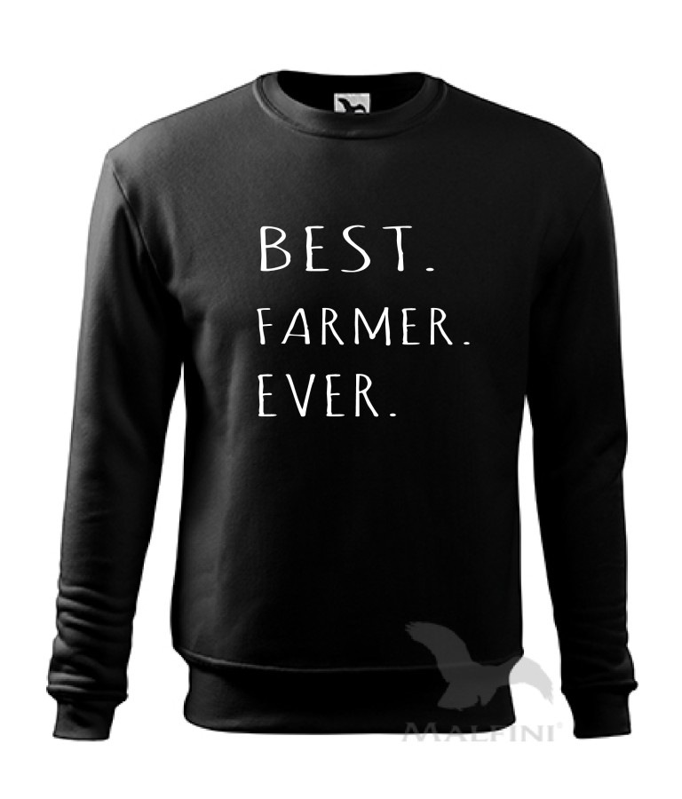 "Džemperis ""BEST FARMER EVER"""