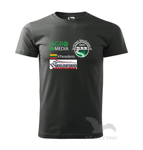 """Marškinėliai """"Avela Racing Team"""""""