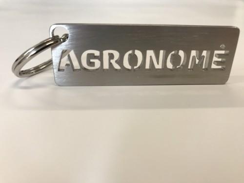 """Raktų pakabukas """"Agronomė"""""""