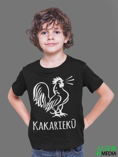 Vaikiški marškinėliai ,,Kakariekū ''