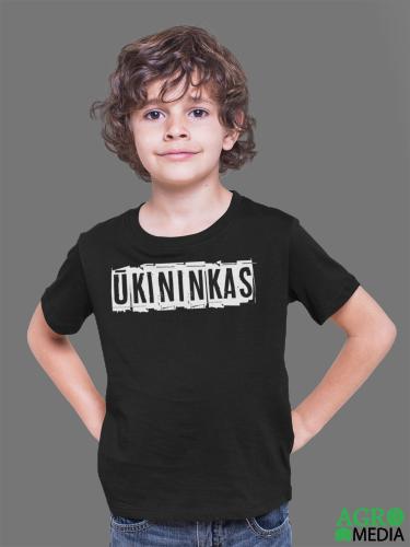 Vaikiški marškinėliai ,,Ūkininkas ''