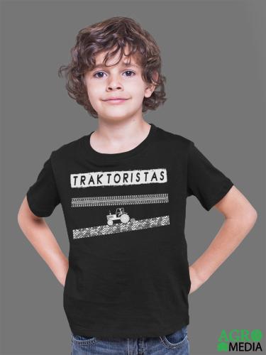Vaikiški marškinėliai ,,Traktoristas''
